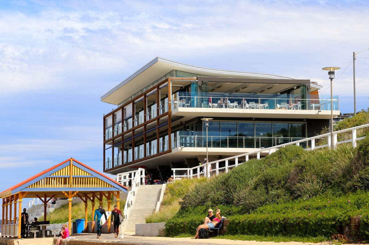 Litchfield Roofing Australia Merewether Surf House